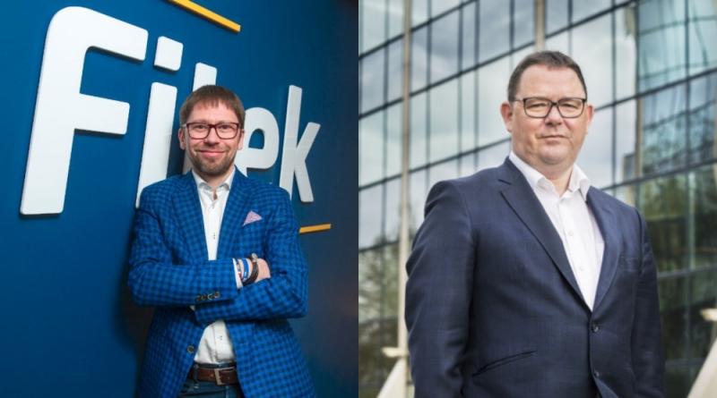 """""""Fitek"""" un """"UnifiedPost"""" apvienojas, izveidojot Eiropā lielāko finanšu tehnoloģiju uzņēmumu."""