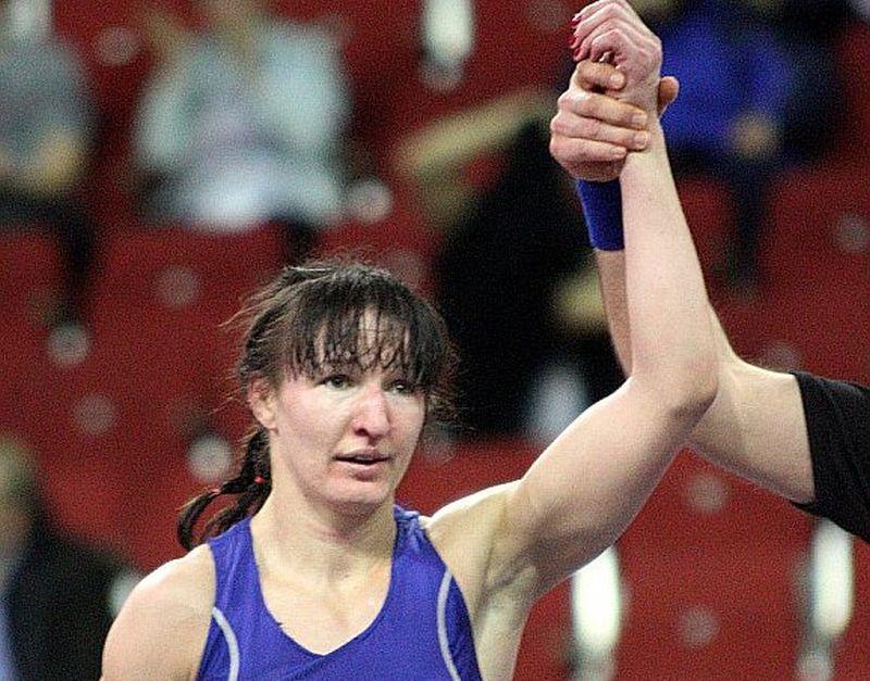 Pieredzējusī cīkstone Anastasija Grigorjeva startēs otrajās Eiropas spēlēs.