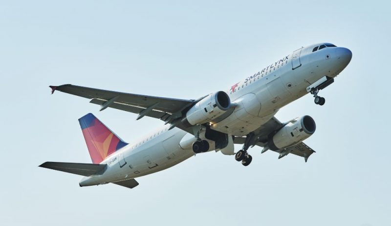"""Smartlynx"" lidmašīna"