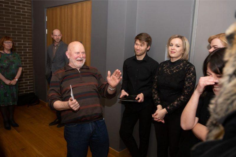 Pētera Vaska mūzikas aprīlis & # 34;
