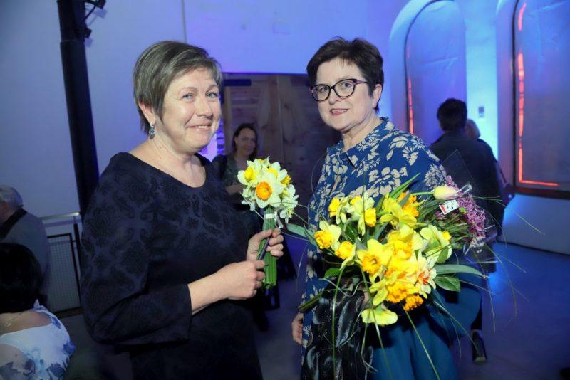 Latvijas Literatūras gada balva 2019, Nora Ikstena, Māra Zālīte