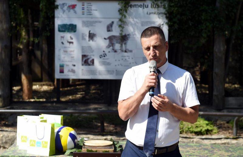 Jēkabpils domes priekšsēdētājs Raivis Ragainis