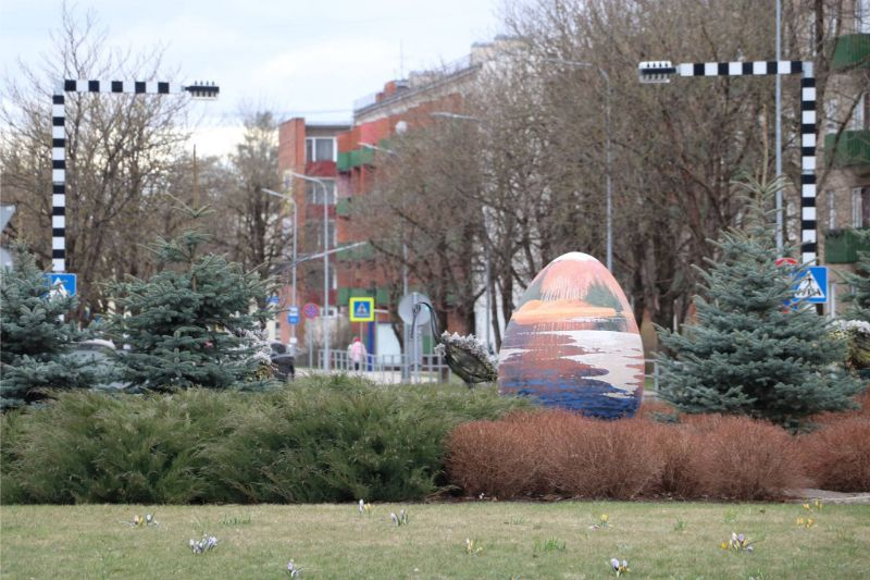 Ogres Lieldienu rotājumos šogad izmantoti novadnieka  Vilhelma Purvīša gleznu motīvi.