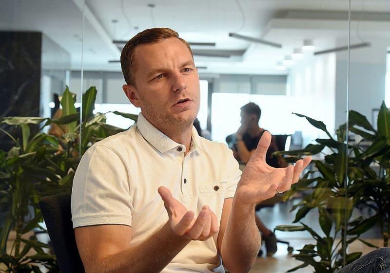 """""""Mintos"""" valdes priekšsēdētājs Mārtiņš Šulte: """"Katru mēnesi caur platformu investē gandrīz 200 miljonus eiro, tāpēc trīs miljardi eiro caur platformu finansēto kredītu tiks sasniegti līdz 2019. gada septembrim."""""""