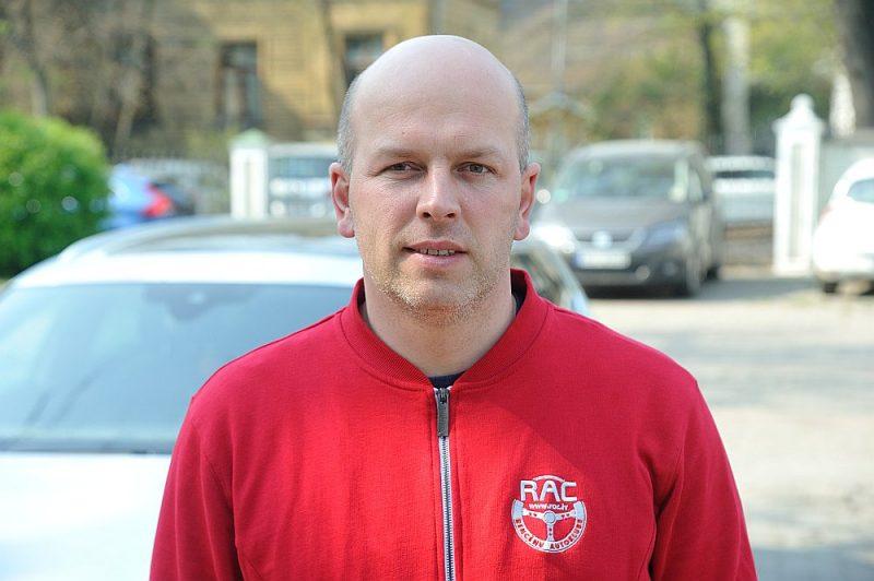 Ivo Traubergs šosezon Latvijas rallijkrosa čempionātā ieviesis jaunas klases un cer uz aizraujošām sacīkstēm.