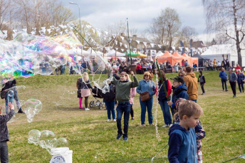 """""""Vimbu svētki 2019"""" Bauskā"""