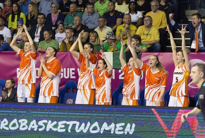 Eirolīgas čempiones – Jekaterinburgas UGMK.