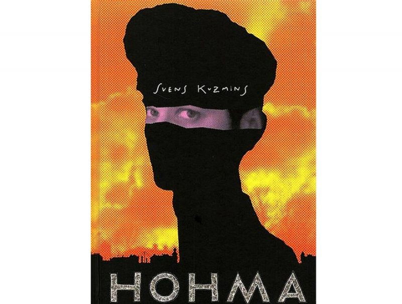 """Svens Kuzmins, """"Hohma"""". """"Dienas Grāmata"""", 2019."""