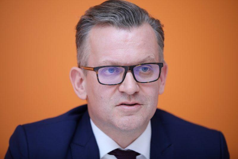 """AS """"Valmieras stikla šķiedra"""" valdes priekšsēdētājs Stefans Jūgels"""