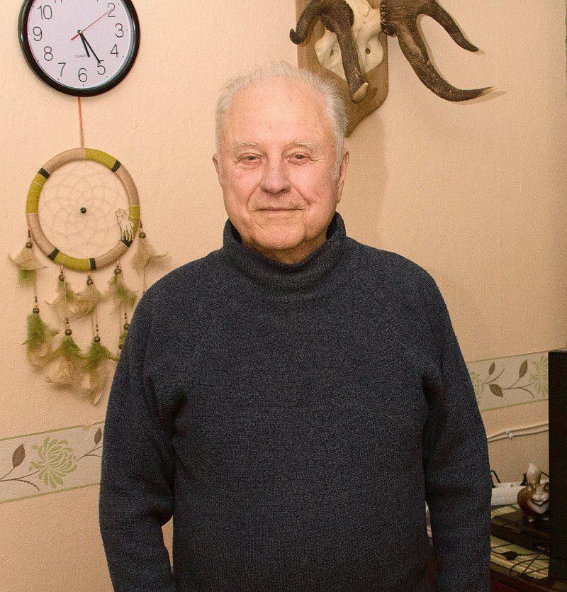 Šogad aprit 65 gadi, kopš ķegumietis Pauls Vitka dodas medībās.