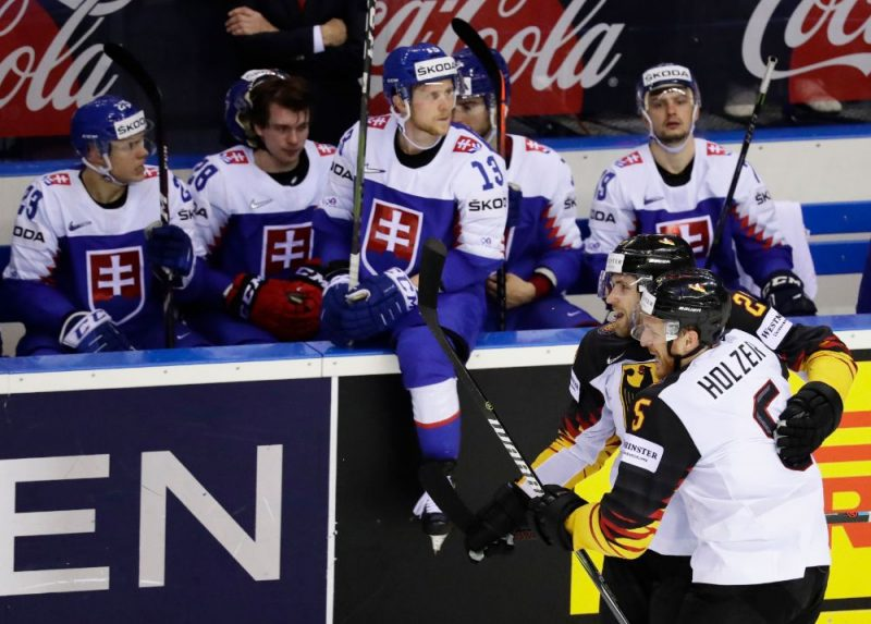 The last two games in Slovakia have suffered two heartbreaking losses.