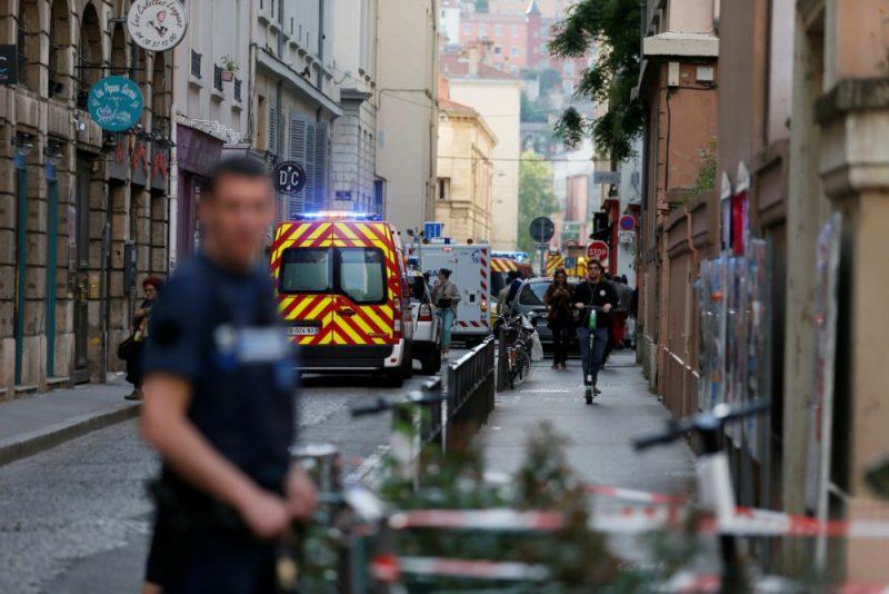 Sprādzienā Lionas centrā piektdien ievainoti astoņi cilvēki, 24.05.2019.