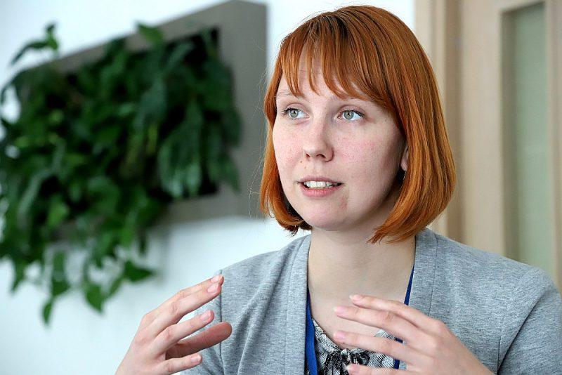 """Nika Aleksejeva: """"Tagad viss notiek daudz rafinētāk. Tie vairs nav klasiski meli, drīzāk spēle ar cilvēku aizspriedumiem un bailēm."""""""