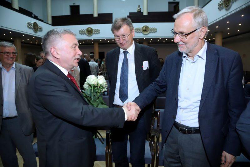 Par LU rektoru atkārtoti ievēlēts Indriķis Muižnieks