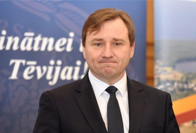 Latvijas Universitātes Biznesa, vadības un ekonomikas fakultātes dekāns Gundars Bērziņš.