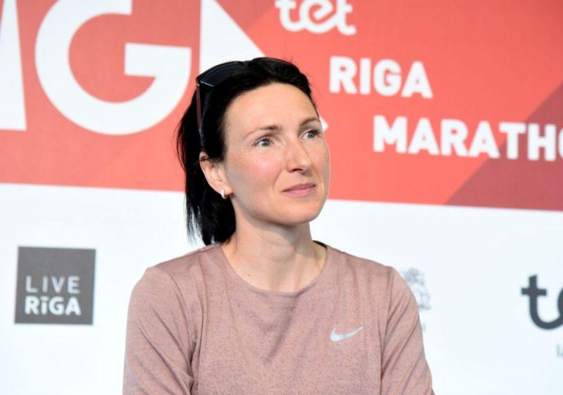 Jeļena Prokopčuka svētdien būs viena no Rīgas maratona sieviešu sacensību favorītēm.