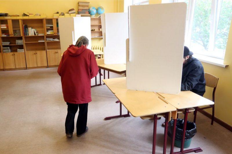 Vēlēšanas. Ilustratīvs attēls