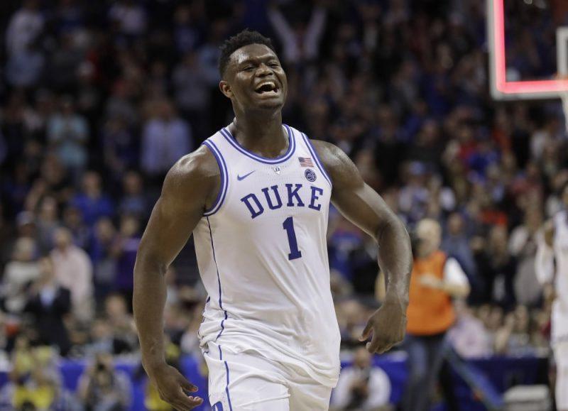 """Ņūorleānas """"Pelicans"""" šī gada NBA drafta ceremonijā kā pirmajiem būs iespēja izvēlēties supertalantu Zionu Viljamsonu."""