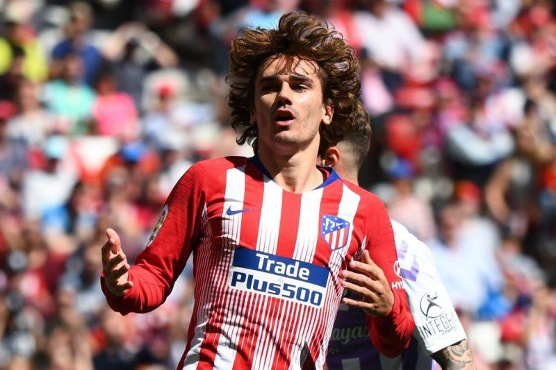 """Antuāns Grīzmans šovasar pametīs Madrides """"Atletico"""" komandu."""