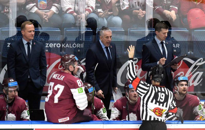 Bobs Hārtlijs kopā ar Latvijas izlasi vēlas piedalīties ziemas olimpiskajās spēlēs.