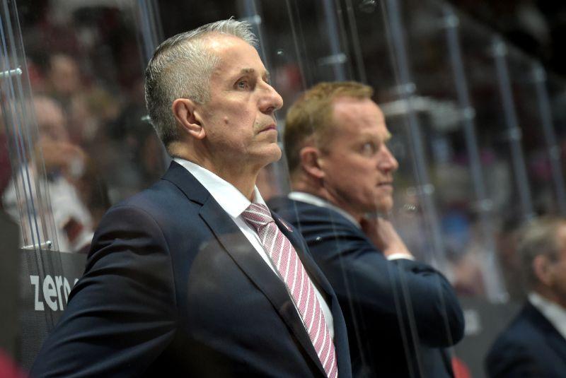 Bobs Hārtlijs ir gandarīts par Latvijas sniegumu pirmajās trijās spēlēs pasaules čempionātā.