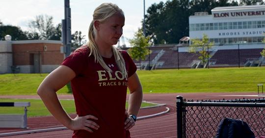 Laura Igaune izpildījusi Tokijas olimpisko spēļu normatīvu.