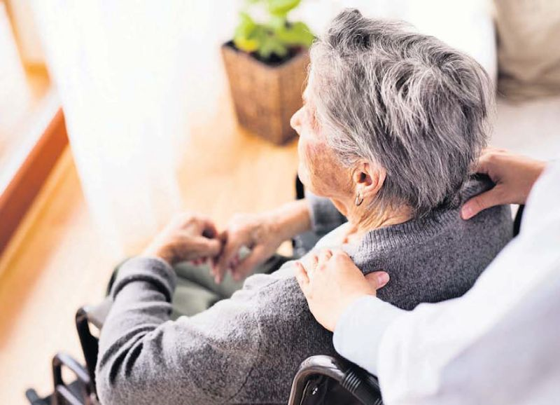 Jo augstāks seniora aprūpes līmenis, jo lielāks sniegtās palīdzības apjoms.