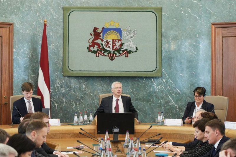Ministru kabineta un Ārvalstu investoru padomes Latvijā (FICIL) augsta līmeņa sanāksme.