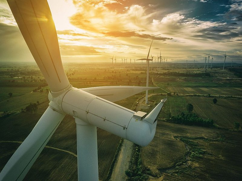 """""""Latvenergo"""" vēja parku pilotprojektu plānots izveidot trīs gadu laikā, bet lielāku vēja parku izveide varētu sākties 2025. gadā."""