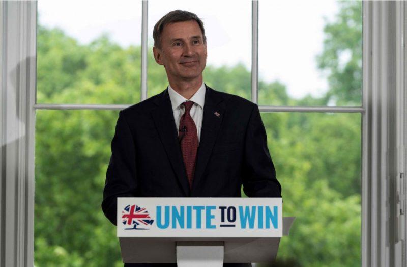 Bijušais Londonas mērs un ārlietu ministrs Boriss Džonsons