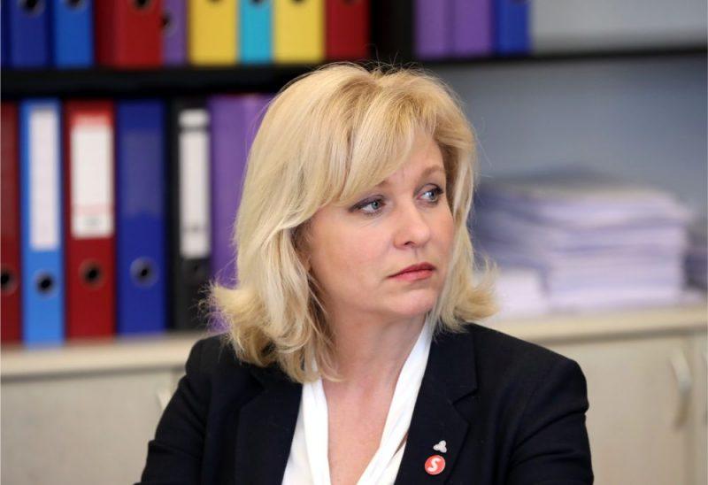 Regīna Ločmele-Luņova.