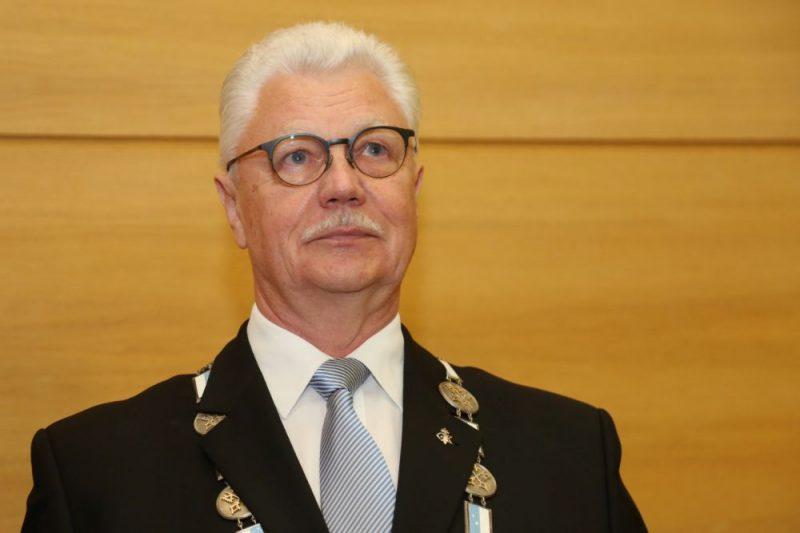 Rīgas mērs Dainis Turlais.