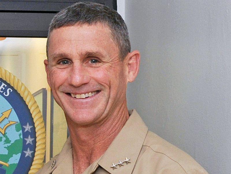 Endrjū Lūiss, ASV viceadmirālis