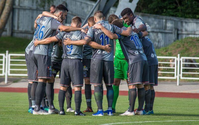 """""""Riga"""" futbolisti jūlijā debitēs UEFA Čempionu līgā pret Īrijas labāko komandu """"Dundalk""""."""