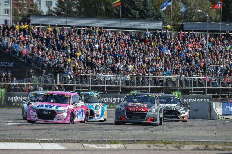 Pasaules rallijkrosa čempionāts posms Rīgā allaž bijis kupli apmeklēts un lieliski noorganizēts.