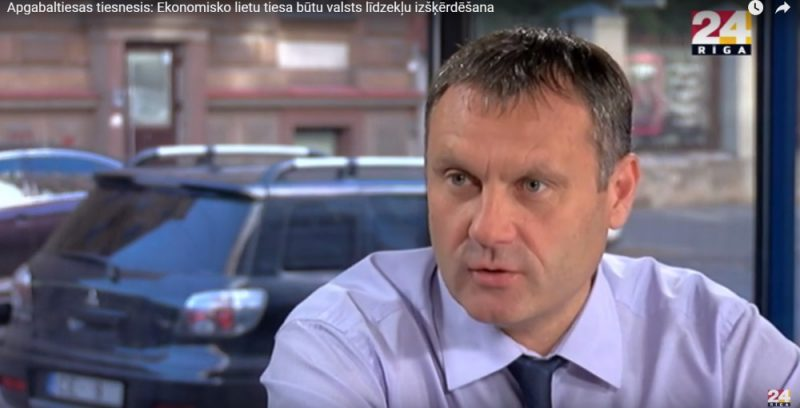Rīgas Apgabaltiesas Krimināllietu tiesu kolēģijas tiesnesis Juris Stukāns.