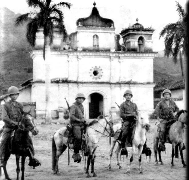 Salvadoras karavīri Hondurasā