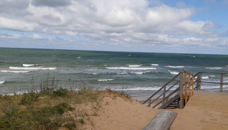 Baltijas jūra pie Staldzenes