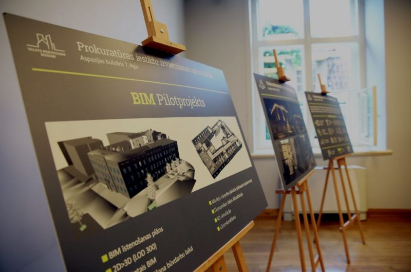 VNĪ prezentē nozarei izstrādātās BIM prasības ieviešanai iepirkumos jau šogad