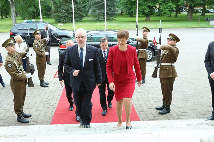 Valsts prezidenta Egila Levita darba vizīte Igaunijā