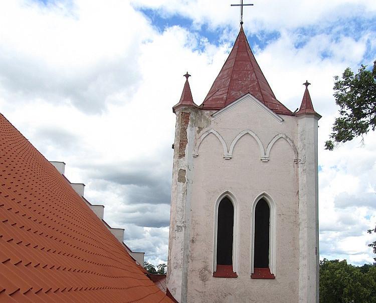 Aizputes baznīca.