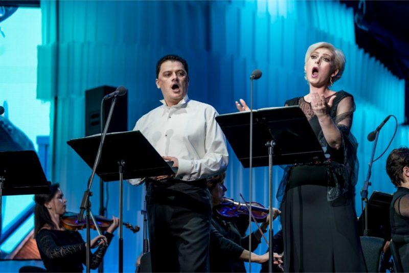 """Operas """"Zemnieka gods"""" koncertuzvedums """"Jūrmalas festivālā""""."""