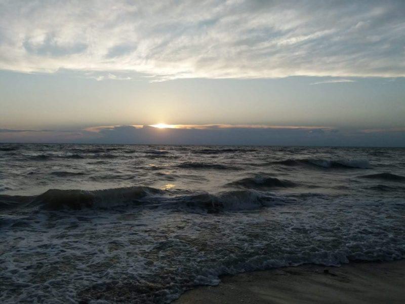 Baltijas jūra. Ilustratīvs attēls