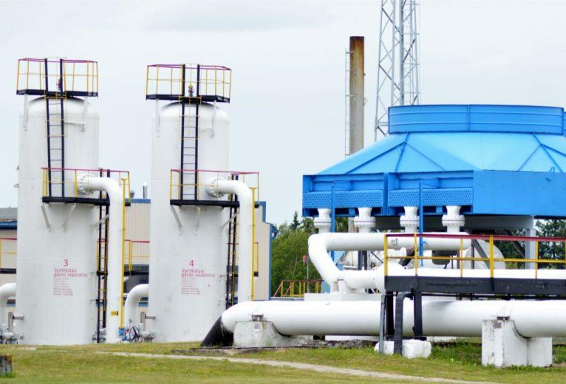 Inčukalna gāzes krātuve