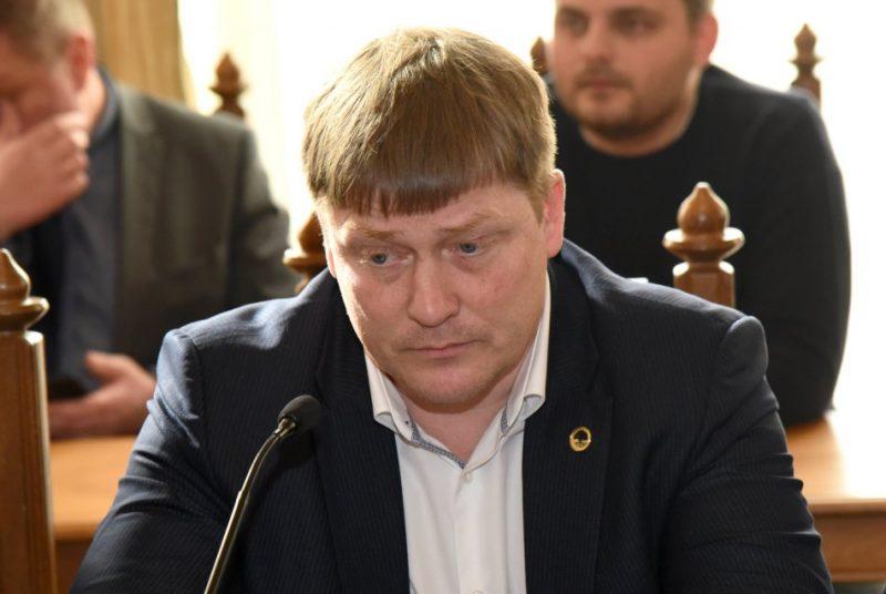 Rīgas domes deputāts Jānis Ozols