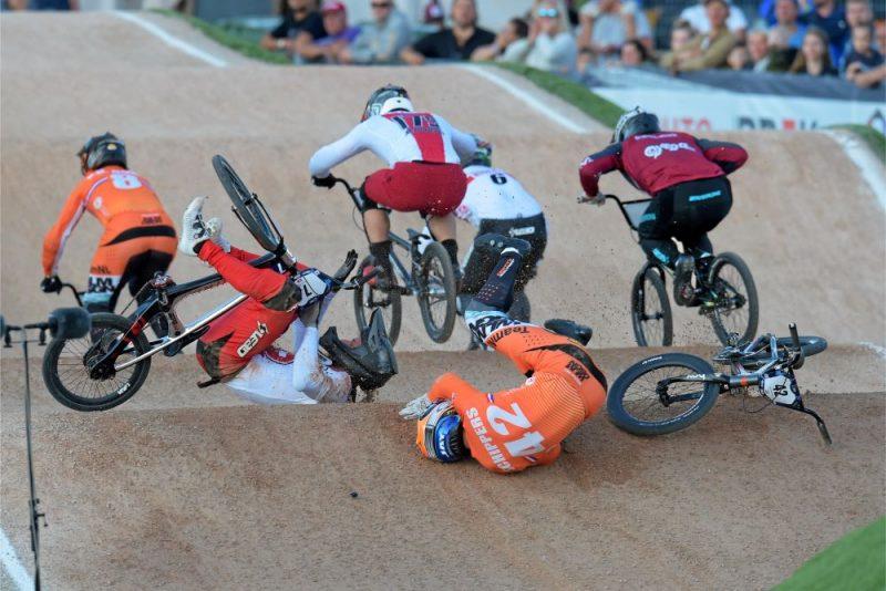 Eiropas čempionāts BMX riteņbraukšanā Valmierā