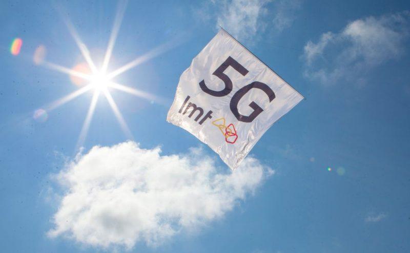 Liepājā tiek palaists 5G tīkls