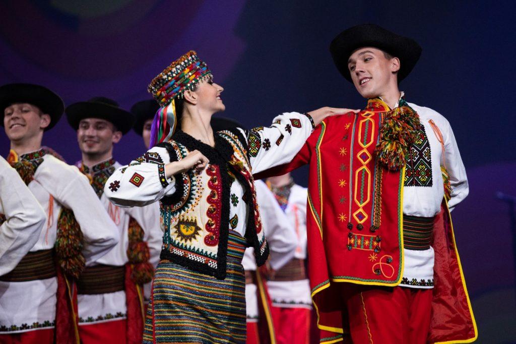 """Tautas deju festivāla """"Sudmaliņas"""" konkurss."""