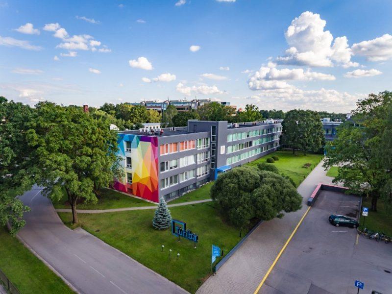 Biznesa augstskola Turība. Studentu pilsētiņa