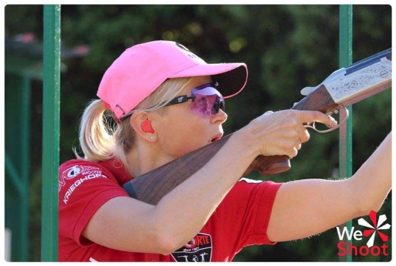Sacensībās Ungārijā Agnesei Caunei 4.vieta dāmu konkurencē.